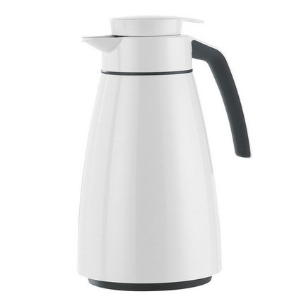 EMSA Термос-кофейник Bell 513813 (1.5 л), белый термокружка emsa travel mug 360 мл 513351