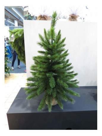 Ель Лесная красавица, 45 см, в мешочке, зеленая