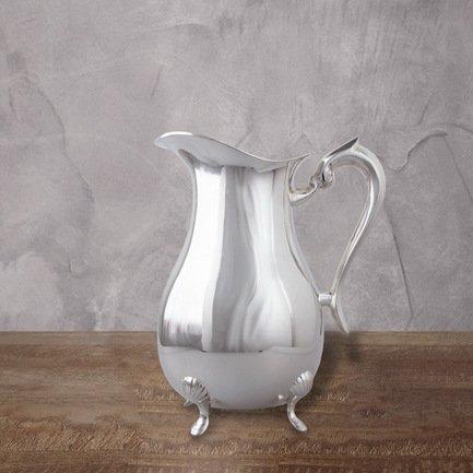 Eichholtz Кувшин, 13x13x22 см, серебряный PI 5619 S Eichholtz недорго, оригинальная цена