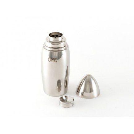 цена на Eichholtz Емкость, 10x10x13 см, серебряная 9624 Eichholtz