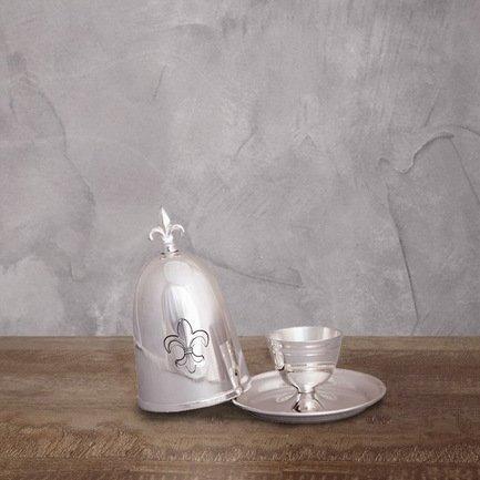 Roomers Пашотница, 9х9х13 см, серебряная roomers консоль