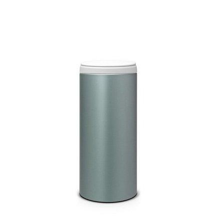 Brabantia Мусорный бак FlipBin (30 л), мятный 106880 Brabantia brabantia мусорный бак flipbin 30 л белый