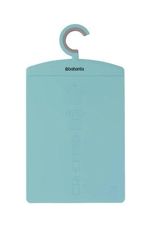 Brabantia Доска для складывания одежды, 21.3х38.2 см, мятная 105722 Brabantia цена и фото