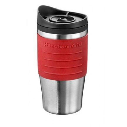 KitchenAid Кружка дополнительная для кофеварки 5KCM0402 (0.54 л), красная kitchenaid набор прямоугольных чаш для запекания 0 45 л 2 шт красные