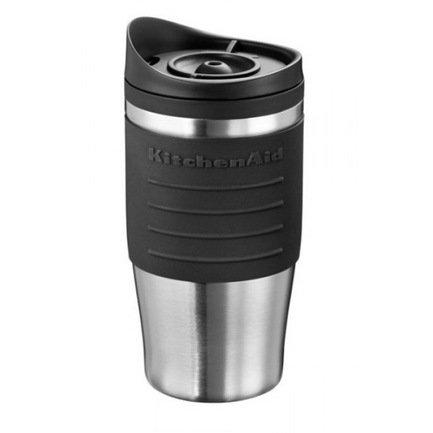KitchenAid Кружка дополнительная для кофеварки 5KCM0402 (0.54 л), черная kitchenaid форма для запекания 26х26 см черная