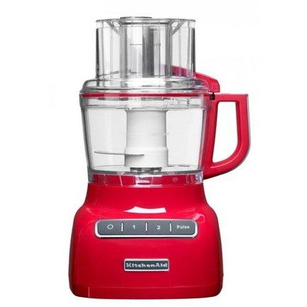 KitchenAid Процессор кухонный (2.1 л), красный kitchenaid набор прямоугольных чаш для запекания 0 45 л 2 шт красные