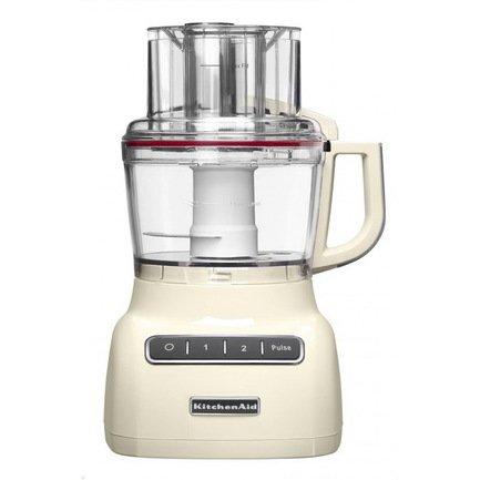 KitchenAid Процессор кухонный (2.1 л), кремовый kitchenaid набор прямоугольных чаш для запекания 0 45 л 2 шт красные
