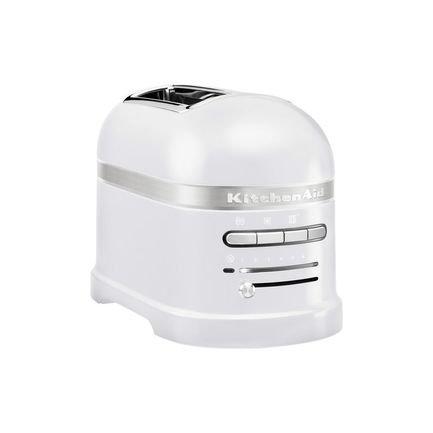 KitchenAid Тостер на 2 ломтика, морозный жемчуг 5KMT2204EFP KitchenAid