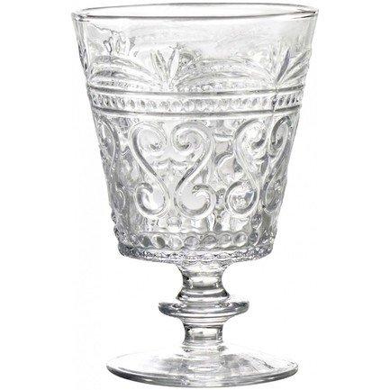 Бокал для вина Провенцале (200 мл), прозрачный PV00601 Zafferano бокал для коктейлей перле 230 мл синий pr00407h zafferano