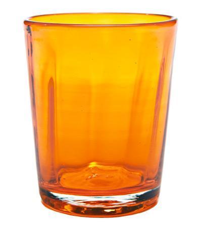 Zafferano Стакан для сока и воды Бей (320 мл), оранжевый BE00106 Zafferano zafferano лонгдринк перле 470 мл светло зеленый