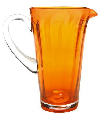Zafferano Кувшин Бей (1.4 л), оранжевый BE00706 Zafferano zafferano лонгдринк перле 470 мл светло зеленый