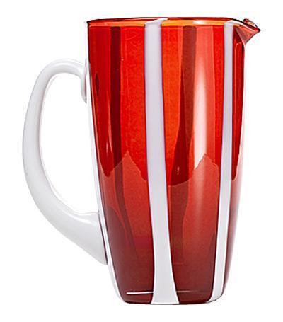 Кувшин Джессато (1.6 л), красный GS00711H Zafferano