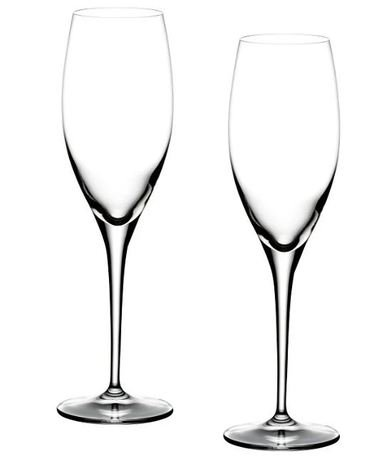 Riedel Набор фужеров Heart to Heart Champagne Glass (330 мл), 24.5 см, 2 шт.
