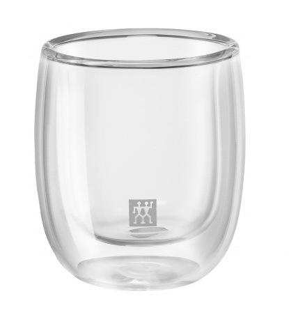 Zwilling J.A. Henckels Набор стаканов для эспрессо (80 мл), 2 шт.