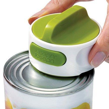 Фото - Joseph&Joseph Нож консервный Can-Do, 6.7х5.2 см, бело-зеленый 20005 Joseph&Joseph нож консервный joseph joseph can do™ белый зеленый 20005