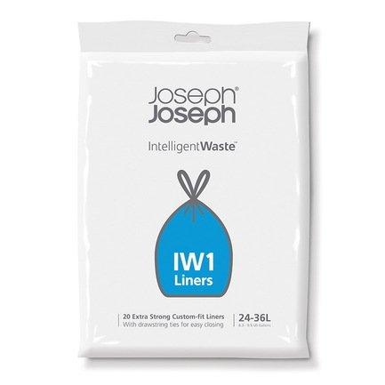 Joseph&Joseph Пакеты для мусора General waste, 20 шт. 30006 Joseph&Joseph цена и фото