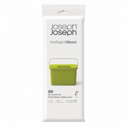 Joseph&Joseph Пакеты для мусора Food waste, 50 шт. посуда joseph joseph украина