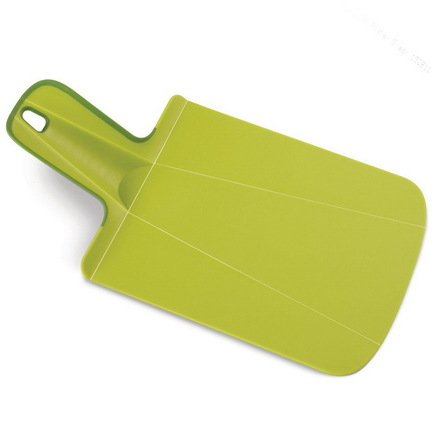 Joseph&Joseph Доска разделочная Chop2Pot, мини, 31.8х2х17 см, зеленая 60051