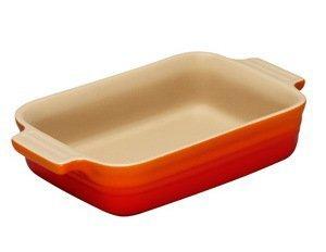 Le Creuset Блюдо прямоугольное, 32 см, оранжевое 91004732090000