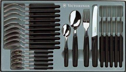 Victorinox Набор столовых приборов, 24 пр., в подарочной коробке 5.1333.24 Victorinox