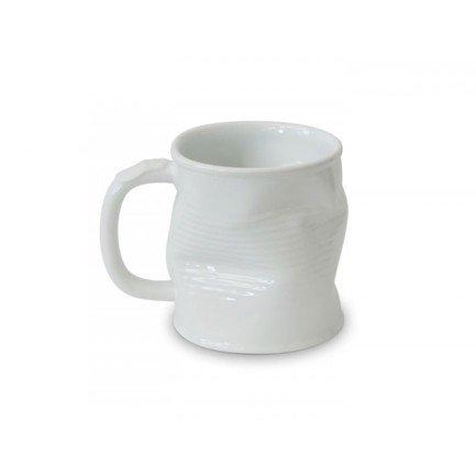 Ceraflame Мятая кружка керамическая (0.32 л), белая 080135G