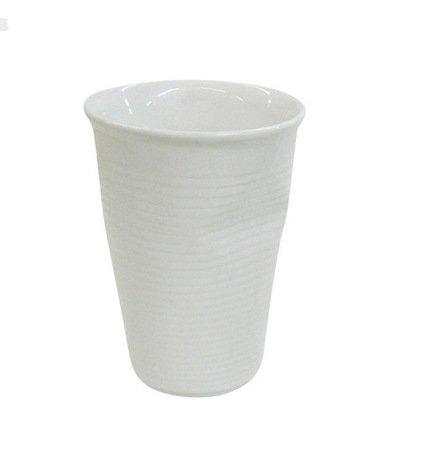 Ceraflame Мятый стаканчик керамический белый 0,24л 080700G Ceraflame масла siam botanikls siam botanicals gos0002 24 масло для бритья джентльмен сиама с лемонграссом и чайным деревом 24 г