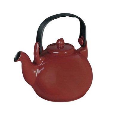Чайник Colonial 1.7л красный N522619 Ceraflame