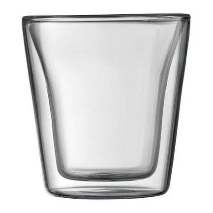 Bodum Набор термобокалов Canteen (0.1 л), 2 шт. kitchenaid набор прямоугольных чаш для запекания 0 45 л 2 шт красные