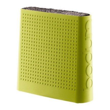 Bodum Подставка для ножей Bistro, зеленая 11089-565
