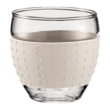 Bodum Набор бокалов Pavina (0.35 л), 2 шт., белый 11185-913 Bodum