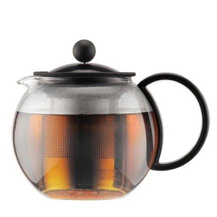 Bodum Чайник заварочный c прессом Assam (0.5 л) 1812-01