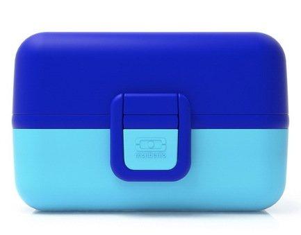 Monbento Ланч-бокс MB Tresor (0.8 л), ежевичный, 16х9.2х10.4 см