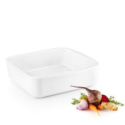 Блюдо для запекания Eva Solo Legio, большое, белое, 28 см 885239 Eva Solo eva solo крышка дуршлаг 20 см