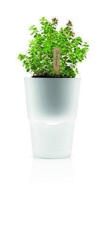 Горшок для растений с естественным поливом Eva Solo Herb pot, белый, 13x20 см 568215