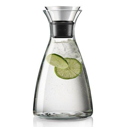 Eva Solo Графин Drip-free, прозрачный, 11x18.5 см (1 л) 567560 Eva Solo графин tomic 1jst9127