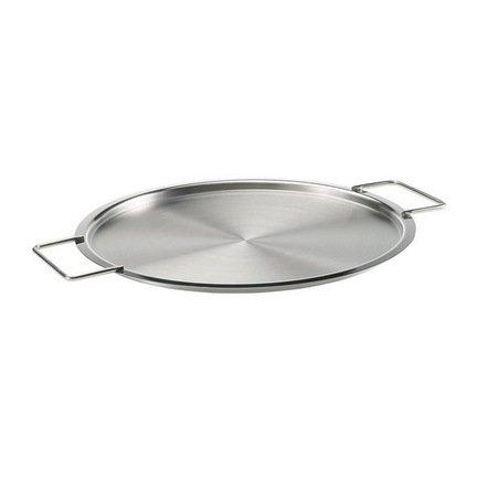 Eva Solo Крышка стальная, хром, 28 см 206028 Eva Solo eva solo сковорода с керамическим покрытием сeramic 28 см 202512 eva solo