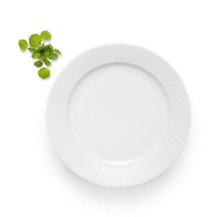 Тарелка обеденная Legio Nova, белая, 22 см 887222 Eva Solo