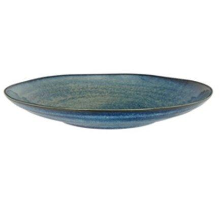 Чаша Tokyo Cobalt Blue, синяя, 21x5.2 см 14310 Tokyo Design цена