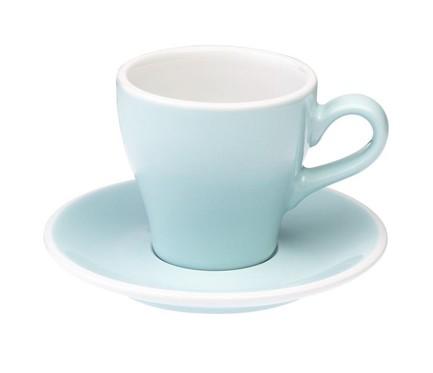 Loveramics Кофейная пара Loveramics Tulip (0.08 л), голубая C087-53BBL/C087-54BBL Loveramics кофейная пара era