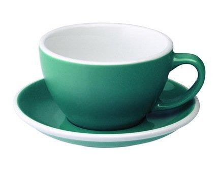 Loveramics Чайная пара Loveramics Egg (0.3 л), бирюзовая C088-13BTE/C088-14BTE Loveramics чайная пара pavone бабочка 0 2 л с ложечкой