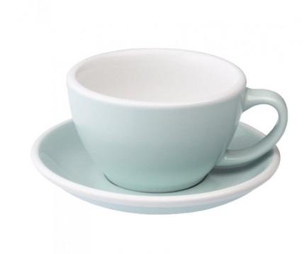 Чайная пара Loveramics Egg (0.3 л), голубая