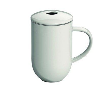 Кружка с ситечком Loveramics Pro Tea (0.45 л), белая C097-15ACR Loveramics