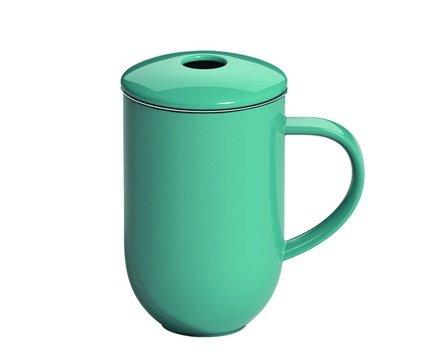 Кружка с ситечком Loveramics Pro Tea 0.45 л,13х8.5х13.5см, бирюза C097-19ATE Loveramics