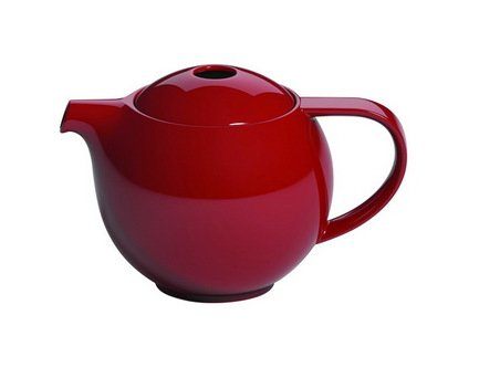 Loveramics Чайник Loveramics Pro Tea (0.6 л), 18.5х12 см, красный C097-10ARE Loveramics loveramics чайник loveramics pro tea 0 6 л 18 5х12 см зеленый c097 13amt loveramics
