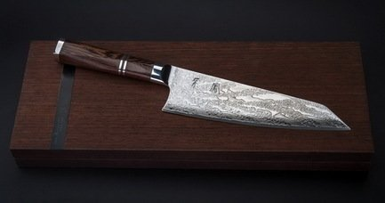 Kai Нож Сантоку Ши Хоу, 19 см (BZ-0024) 00030001