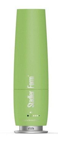 Stadler Form Ароматизатор воздуха ультразвуковой Lea lime, 20.2x5.7 см, лайм stadler form ароматизатор воздуха ультразвуковой jasmine lime 13х9х13 см лайм