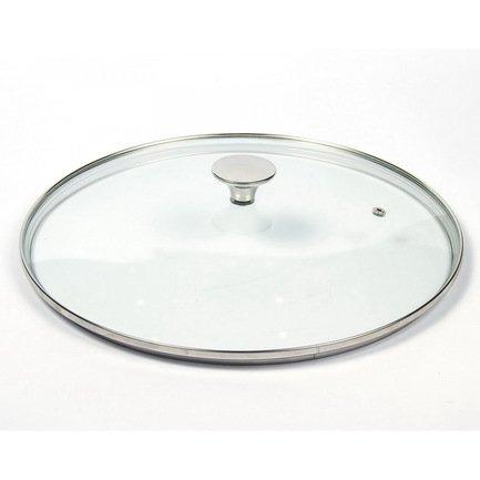 Cristel Крышка Куквэй Мастер стеклянная, 26 см, (CWMK26) 00032809 Cristel cristel стакан подвесной для кухонной утвари 9х13 5 см 00024749 cristel