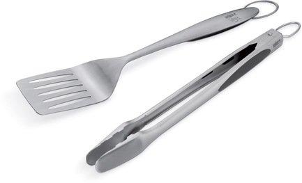 Weber Набор инструментов для гриля Weber Style, 2 шт. 6707 Weber weber щипцы для гриля 6610 weber