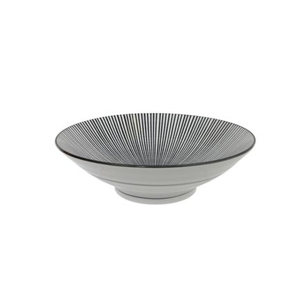 Tokyo Design Чаша Tokyo Design Sendan, черная, 24.5x7.5 см 14412 Tokyo Design black sexy lace up design plain halter sleeveless crop top
