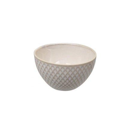Tokyo Design Чаша Tokyo Design Textured, белая, рельефная, 9x5.4 см (180 мл) 14000 Tokyo Design недорого